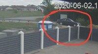 Antradienio vakarą policija pranešė apie galimai pagrobtą merginą (nuotr. Lietuvos policija)