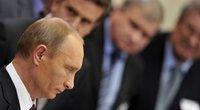Paaiškino, kodėl Vladimiras Putinas negali atsisakyti dalyvauti prezidento rinkimuose (nuotr. SCANPIX)