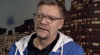 LDK valdovo Gedimino giminaitis garsus ledo ritulio treneris iš Suomijos? (nuotr. stop kadras)