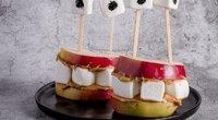 Šiurpiausios Helovino vaišės: idėjos, kurios papuoš vaišių stalą