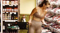 Bella Hadid apsipirkinėja (nuotr. Vida Press)