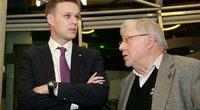 Tėvynės sąjungos-Lietuvos krikščionių demokratų (TS-LKD) rinkimų štabas (nuotr. Tv3.lt/Ruslano Kondratjevo)