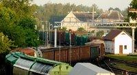 Kybartų geležinkelio stotis (nuotr. Almanto Bidočiaus)