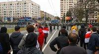 Įvykiai Baltarusijoje (nuotr. SCANPIX)