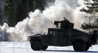 Gigantų kainos stulbina: patys brangiausi Lietuvos kariuomenės pirkiniai