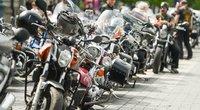 motociklai (nuotr. Fotodiena/Justino Auškelio)
