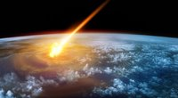 Asteroidas rėžėsi į Žemę (nuotr. 123rf.com)