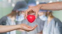 Organų donorystė (nuotr. Shutterstock.com)