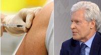 Kiek ilgai mus saugos imunitetas nuo koronaviruso? Profesorius apžvelgė naujausius tyrimus (tv3.lt fotomontažas)