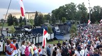 Masiniai protestai Baltarusijoje (08.30) (nuotr. SCANPIX)