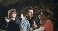 Kašpirovskiui – 80: kaip vienas žmogus sugebėjo prikaustyti prie ekranų milijonus (nuotr. SCANPIX)
