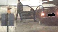 Policija prašo pagalbos: ieško ir pavogto automobilio, ir liudininko