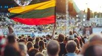 Lietuva žengia istorinį žingsnį: spręsime, kokią valstybės ateitį norime kurti (Andrius Aleksandravičius nuotr.)