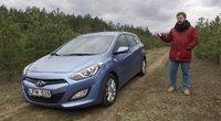 """Naudotų automobilių apžvalga: požiūrį į korėjietiškus automobilius pakeitęs """"Hyundai i30"""""""