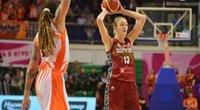 Gintarė Petronytė šiuo metu gyvena Venecijoje. (nuotr. FIBA)