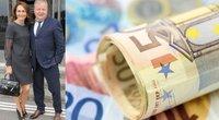 TOP 500 turtingiausiųjų (tv3.lt fotomontažas)