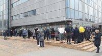 Vakcinacijos centras Vilniuje (nuotr. TV3)
