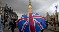 """Po """"Brexit"""" iš Londono iškėlus tarpuskaitos operacijas, nuostoliai sieks 100 mlrd. eurų (nuotr. SCANPIX)"""