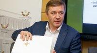 Po Ramūno Karbauskio kaltinimų LRT – prodiuserio atkirtis (nuotr. Tv3.lt/Ruslano Kondratjevo)