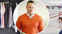 Martynas jau 10 metų skraido į Norvegiją apsipirkti drabužių: ten pigiau nei Lietuvoje (tv3.lt koliažas)