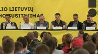 Diskusija: Verslo vertybių, greičio ir horizonto kaita. Nuo 1991 iki 2026 m. (nuotr. Tv3.lt/Ruslano Kondratjevo)