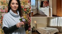 Jurgelevičiūtė parduoda butą, kuriame gyveno nuo 18 metų (tv3.lt fotomontažas)