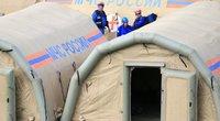 Rusai ruošiami išgyventi ekstremaliomis sąlygomis (nuotr. SCANPIX)