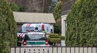 Į Paksų namus iškviesta policija ir greitoji pagalba: politikas išvežtas į ligoninę (nuotr. Broniaus Jablonsko)