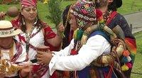 Šamanai (nuotr. stop kadras)