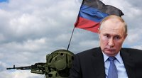 """Karas Ukrainoje: Kremlius grasina karinių veiksmų atnaujinimu, Vakaruose kalbama apie """"neišvengiamą karinį konfliktą"""" (nuotr. SCANPIX) tv3.lt fotomontažas"""
