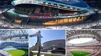 Pasaulio futbolo čempionatas vyks 12-oje stadionų (tv3.lt fotomontažas)