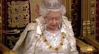 Karalienė Elžbieta II (nuotr. stop kadras)