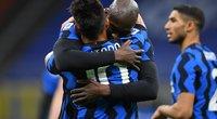 """Milano """"Inter'"""" iškovojo pergalę (nuotr. SCANPIX)"""