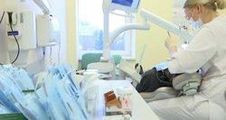 Rizikuoja patyliukais: kai kur paslapčia veikia privatūs odontologų kabinetai