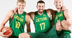 Ar Dainius Adomaitis Lietuvos rinktinėje sutramdys žvaigždes iš NBA?