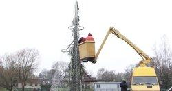 Anykščiai meta iššūkį visoms žaliaskarėms: bus metalinė ir ant vandens