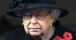 "Bakingamo rūmai: karalienę ""liūdina"" iššūkiai, su kuriais susidūrė Harry ir Meghan"