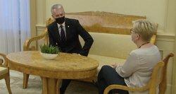 Įvertino ultimatumą Nausėdai dėl darbo Europos vadovų taryboje: tai – mėginimas Prezidentą įbauginti