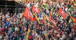"""Tradicines vertybes užsimoję ginti """"Didžiojo šeimos maršo organizatoriai"""" keikia valdančiuosius ir Vyriausybę"""