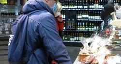 Parduotuvėse daugėja vagysčių: nenustebkite, jei apsauga paprašys parodyti, kas krepšyje
