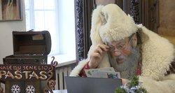 Vyriausiasis Lietuvos senelis Kalėda jau kviečia rašyti laiškus