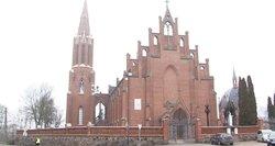 Remontuojant Rokiškio bažnyčią – netikėtas radinys po grindimis