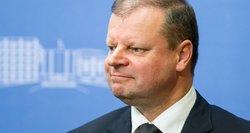 Skvernelis: į Lietuvą ateina naujas prekybos tinklas