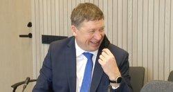 Karoblio pareiškimus Seime Nausėdos patarėja vadina sąmokslo teorijomis