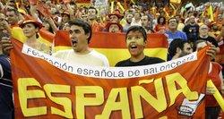 Pasaulio čempionato finale – ispanų pasipiktinimo šūksniai