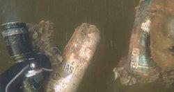 Naras papasakojo viską: Lietuvos upių ir ežerų dugne – sukrečiantys vaizdai