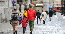 Tyrimas: daugiau kaip pusė šeimų Lietuvoje neturi pinigų pirmam įnašui įsigyti būstą