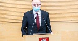 Kandidatas į Seimo kanclerius: norėčiau, kad būtų laimingi ir Seimo nariai, ir darbuotojai