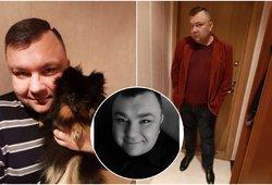 Prakalbo netikėtai mirusio Ostapenko mama: lemtingą akimirką buvo šalia sūnaus