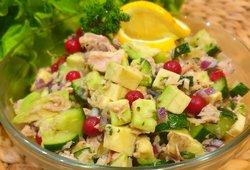 Avokado ir tuno mišrainė: Audronė rekomenduoja išbandyti